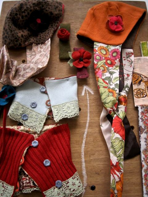 Bubble London accessories for childrenswear winter 2010