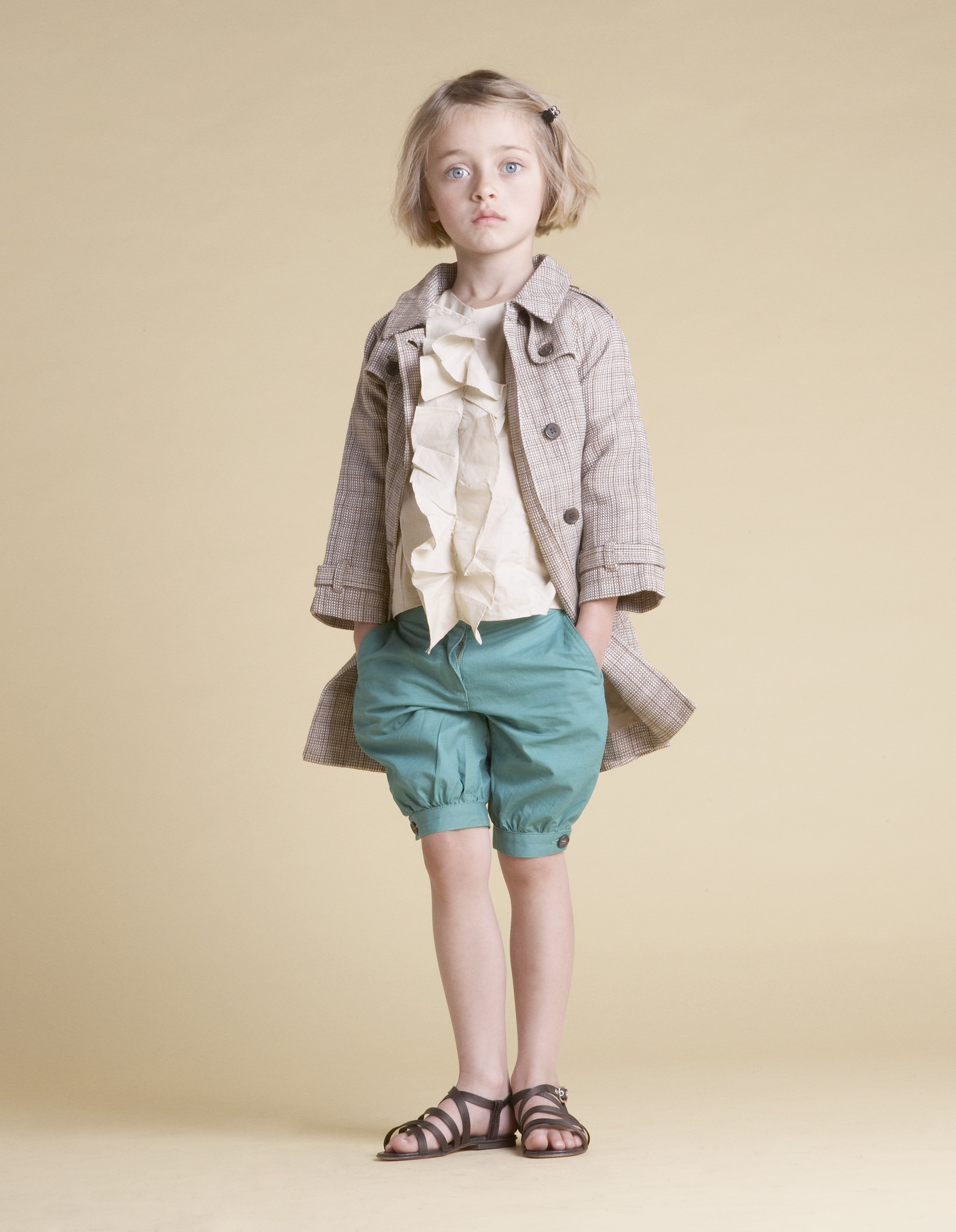 Children's fashion from Caramel for spring summer 2010