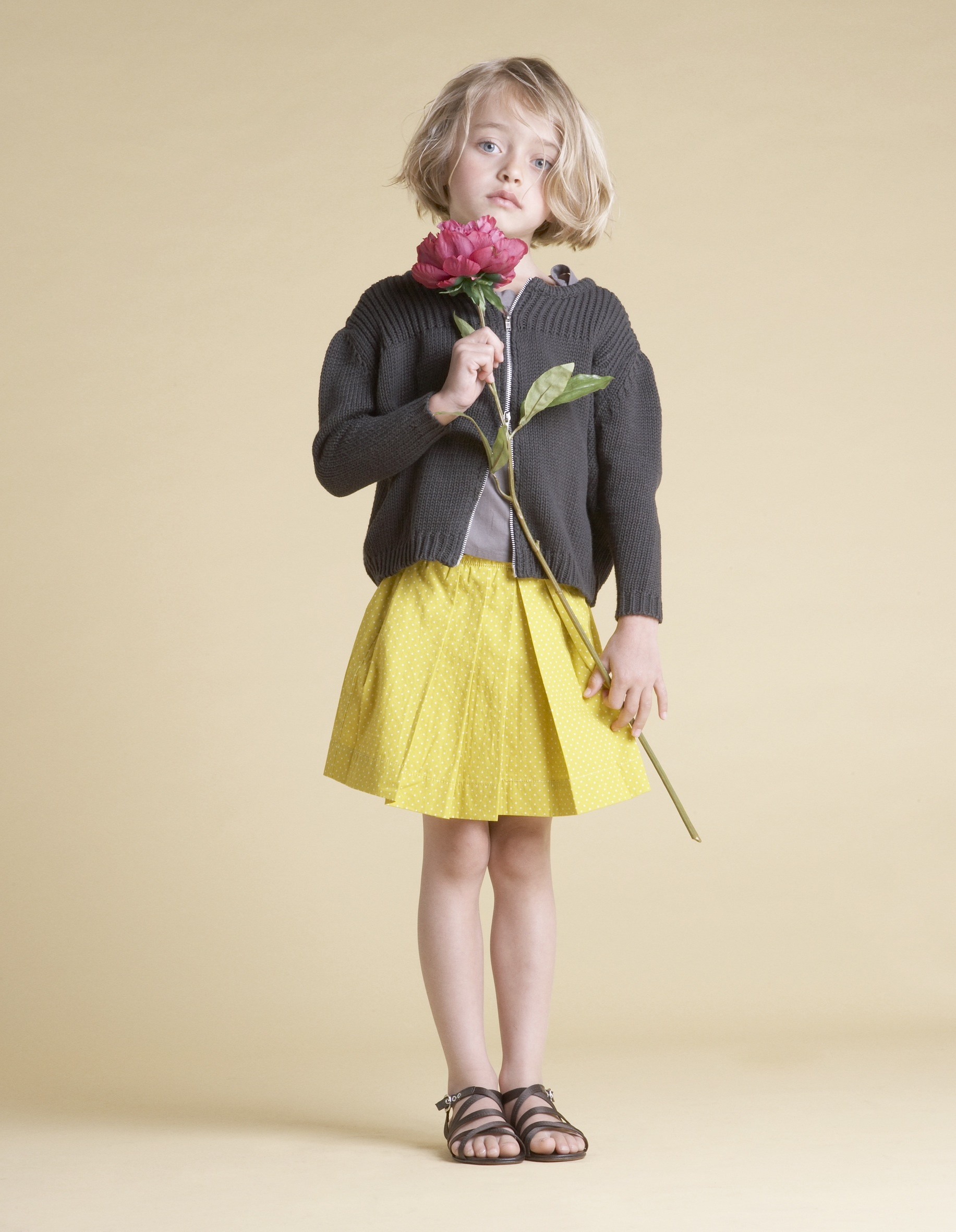 Caramel children's fashion for spring summer 2010