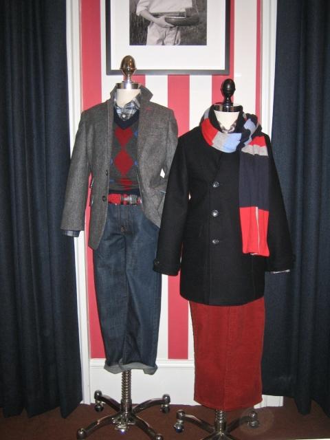 Hackett childrenswear for winter 2010