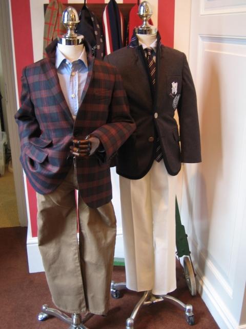 Kidswear from Hackett for winter 2010