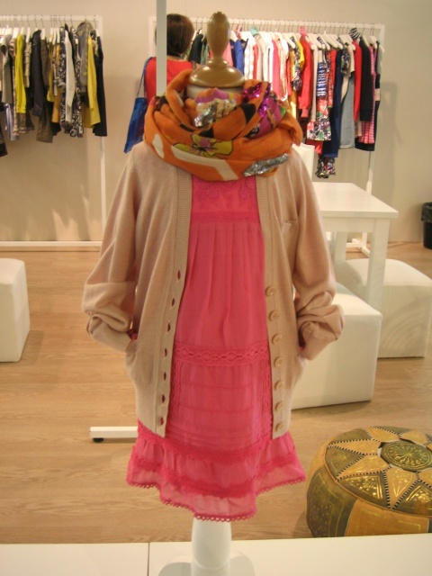 Children's fashion at Pitti Bimbo 71 by Bonnie Young for summer 2011