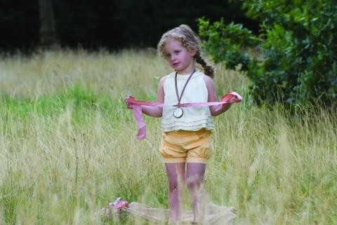 Kids fashion by Hucklebones summer 2010