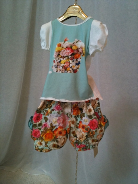 Children's fashion at Pitti Bimbo 71 by I Pinco Pallino for summer 2011