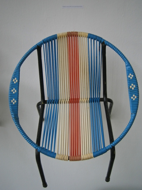 Vintage children's chair at Bubble London from Molly Meg