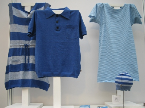 Children's fashion from Bubble for summer 2011 by Kidscase