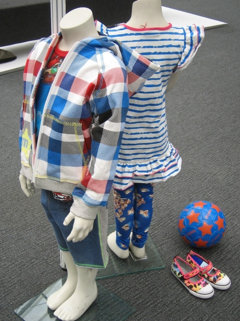 Kidswear from Molo at Bubble London for summer 2011