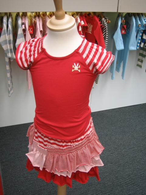 Children's fashion at Bubble London for summer 2011 by No Added Sugar