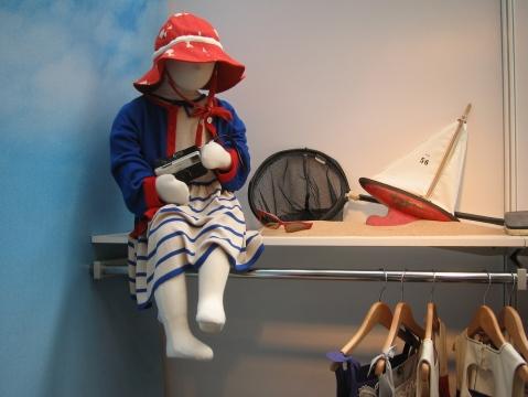 Kidswear at Bubble London for summer 2011