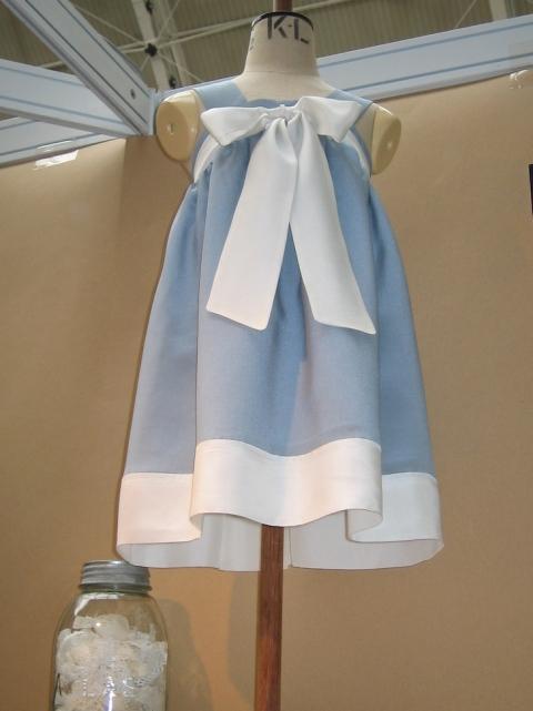 Children's fashion for summer 2011 from Hucklebones