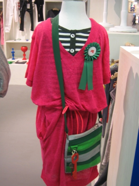 Children's fashion at Pitti Bimbo 71 by Imps and Elfs for summer 2011