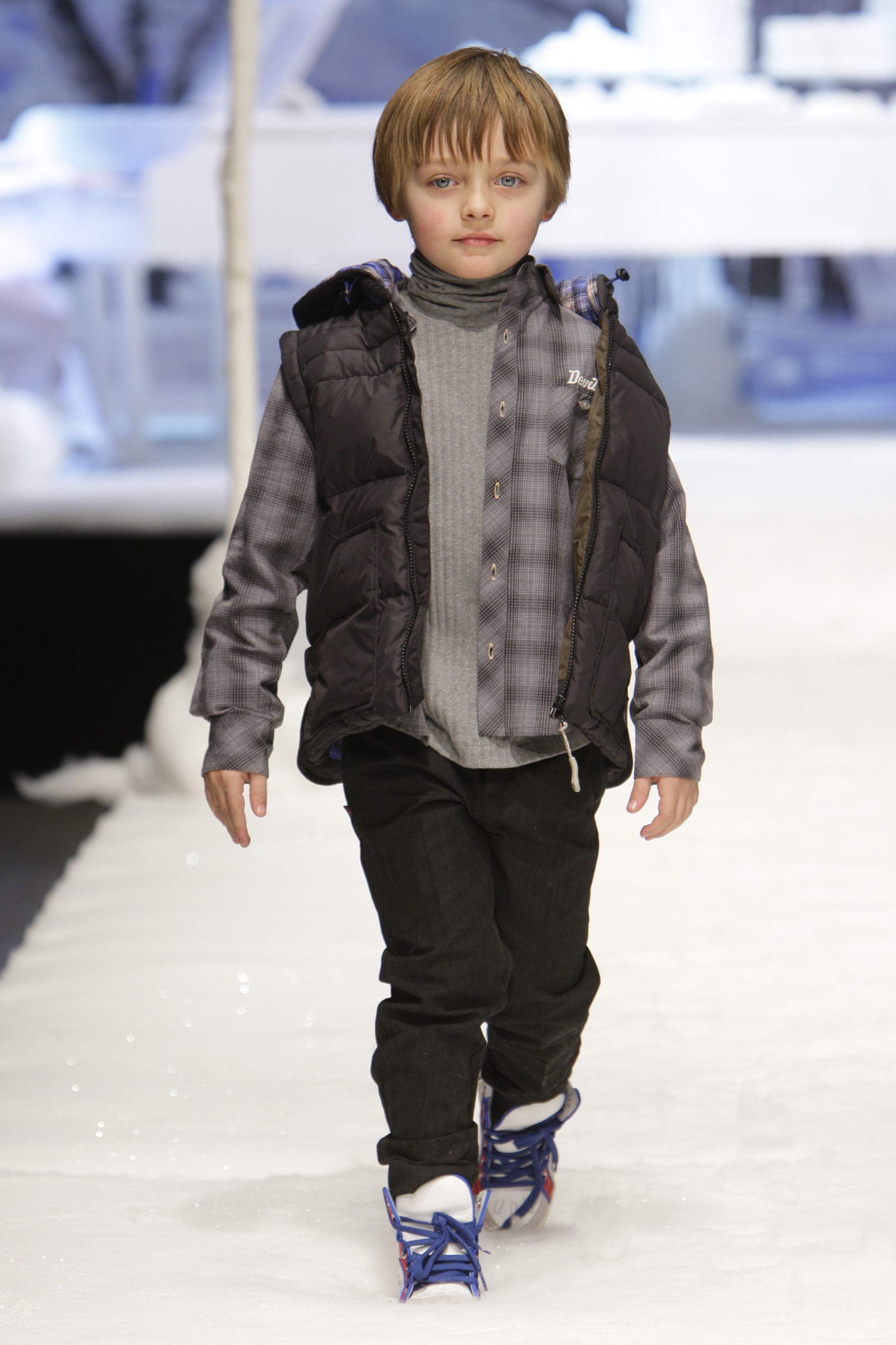 Kids fashion from Roberto Cavalli for winter 2010 0f9b3d26e