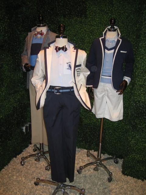 Kidswear from British company Hackett