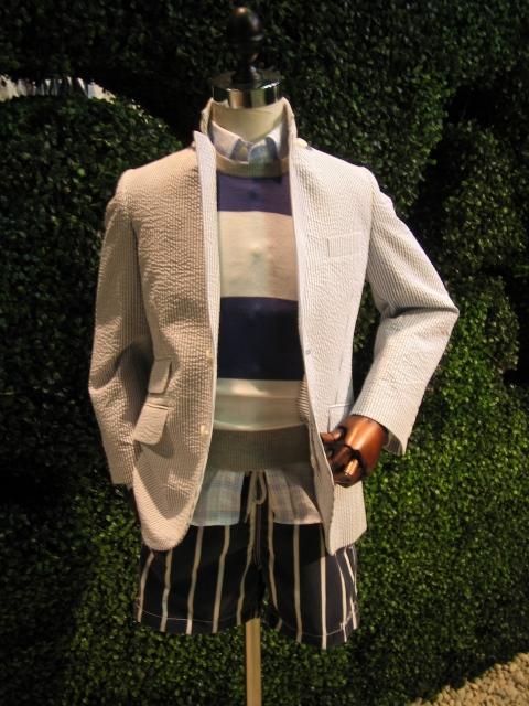 Kidswear by British label Hackett for summer 2011