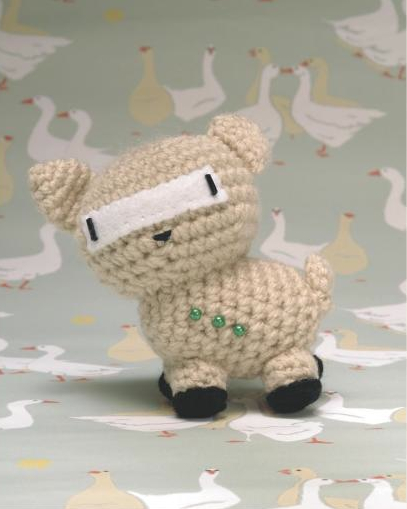 Amigurumi Knitted Animals : JAPANESE CROCHET ANIMALS - Crochet Learn How to Crochet
