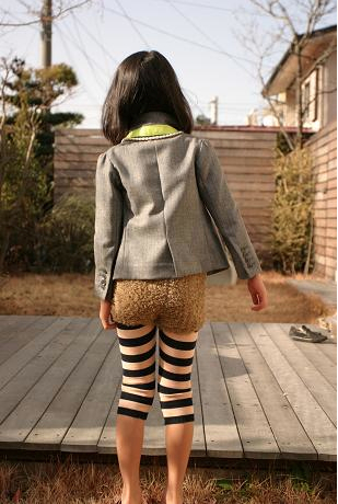 Franky Grow Japanese tailoring for childrenswear winter 2011