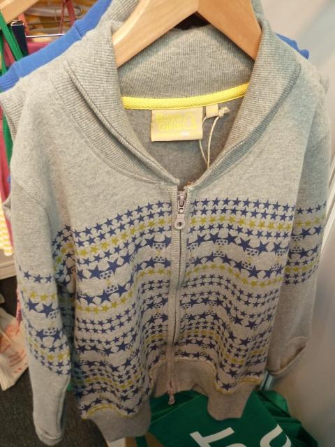 Nordic pattern printed fleece at Boys & Girls childrenswear for winter 2011