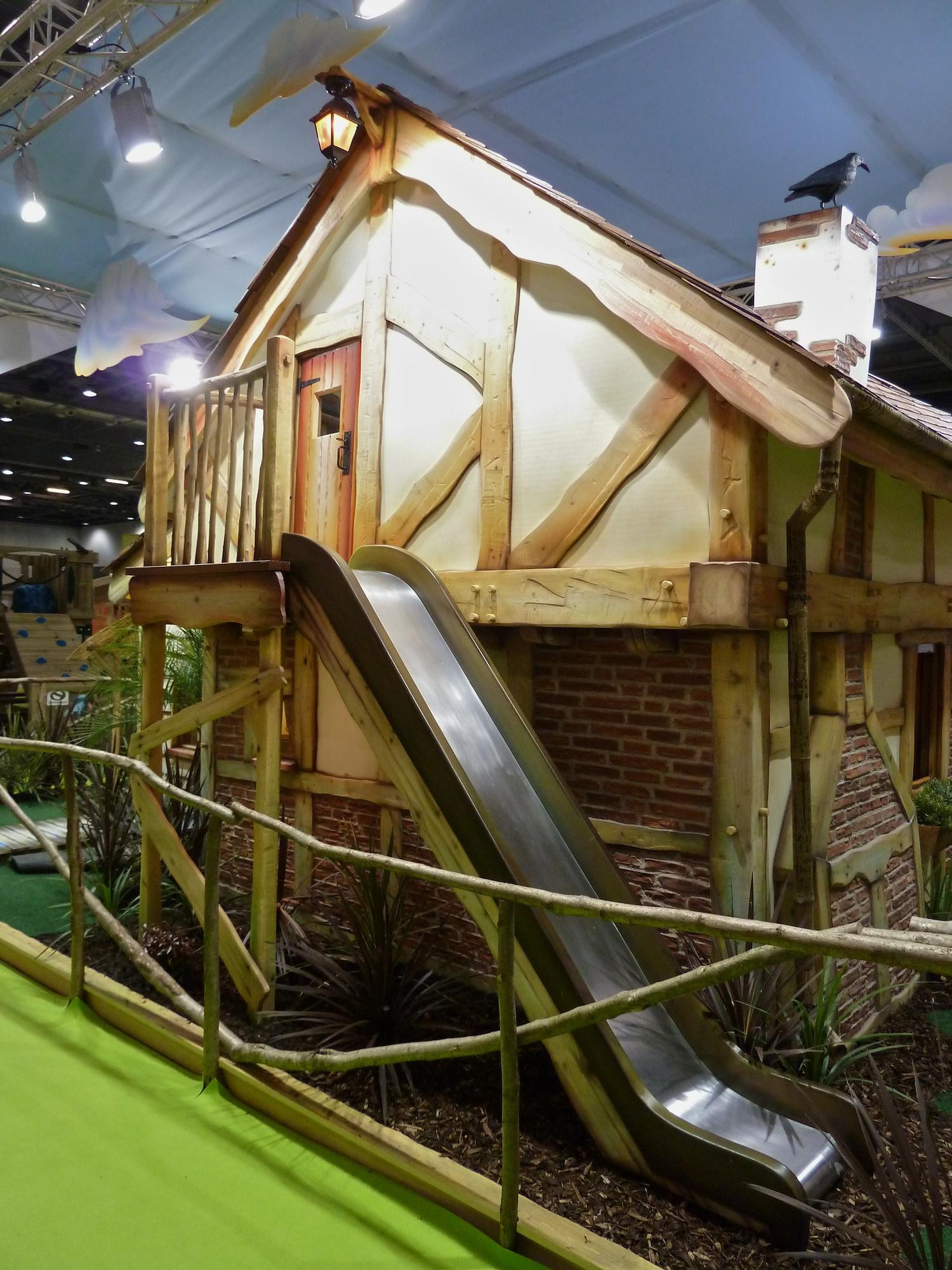 Download Wonky Playhouse Plans Free Plans DIY Kian Li
