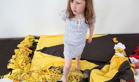 Imps and Elfs summer 2011 yellow kidswear