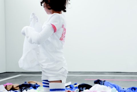 Imps and Elfs white for summer 2011 kids fashion