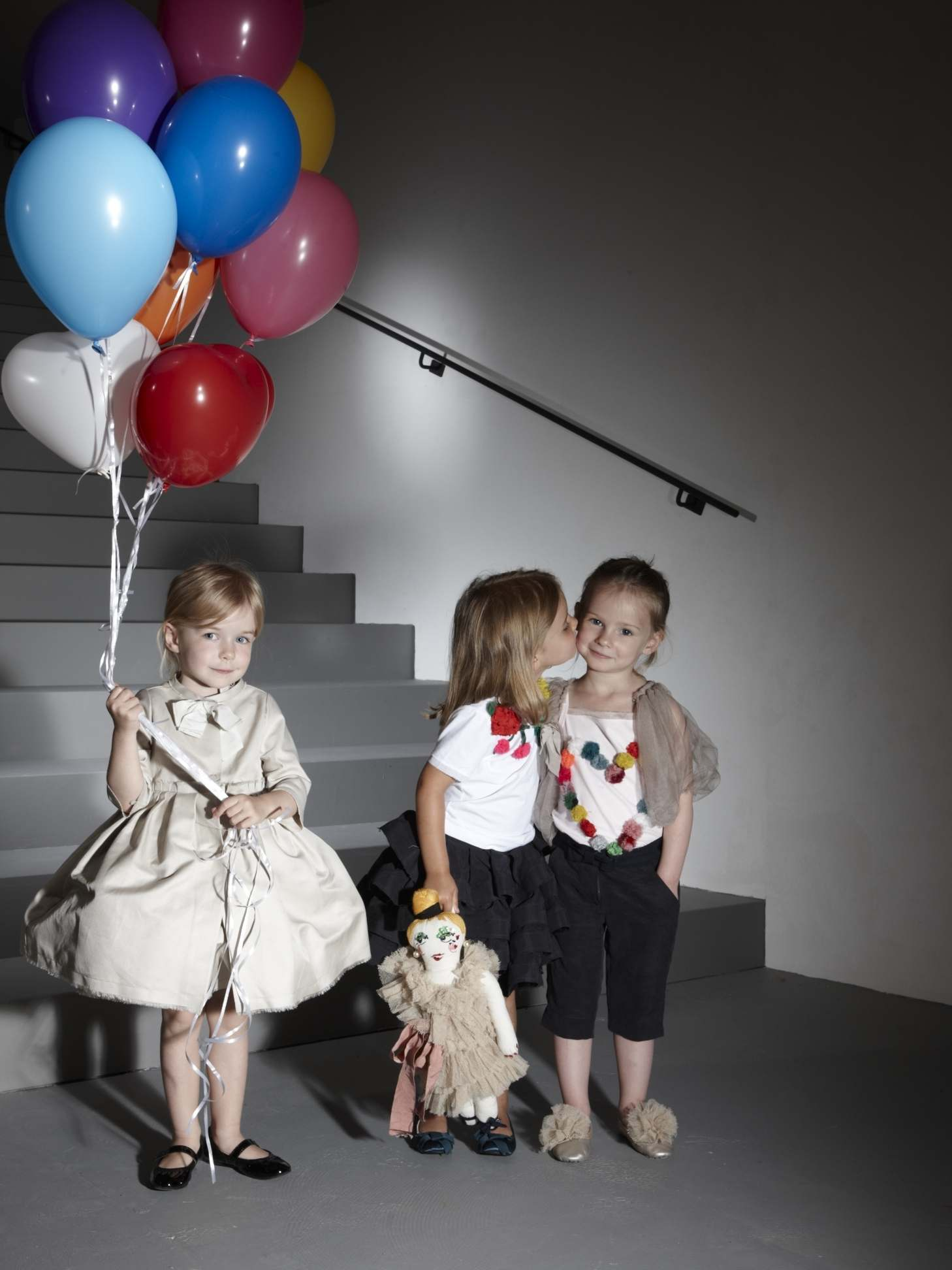 32a2d0b68f1e LANVIN SS12 Childrenswear Look 55
