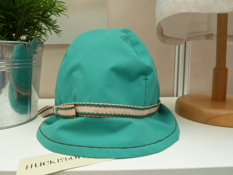 Hucklebones groovy bucket hat for kids at Bubble London for summer 2012