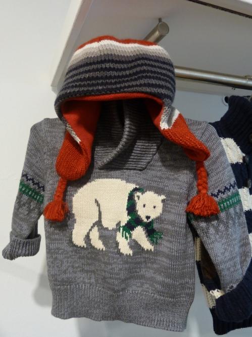 Тенденції в дитячому в'язаному одязі на сезон осінь-зима 2011/2012 року