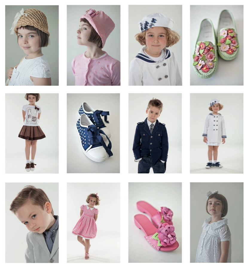 Sand at Mi mi sol for childrenswear summer 2012
