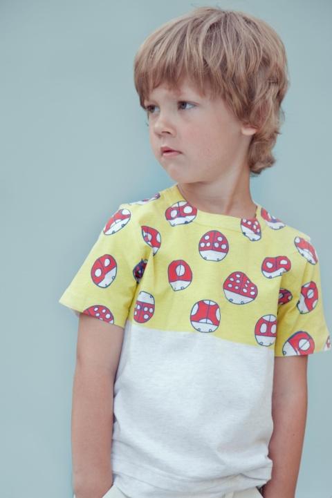 "Kico Kids summer 2012 children""s fashioncute boy's bug print T-shirt"
