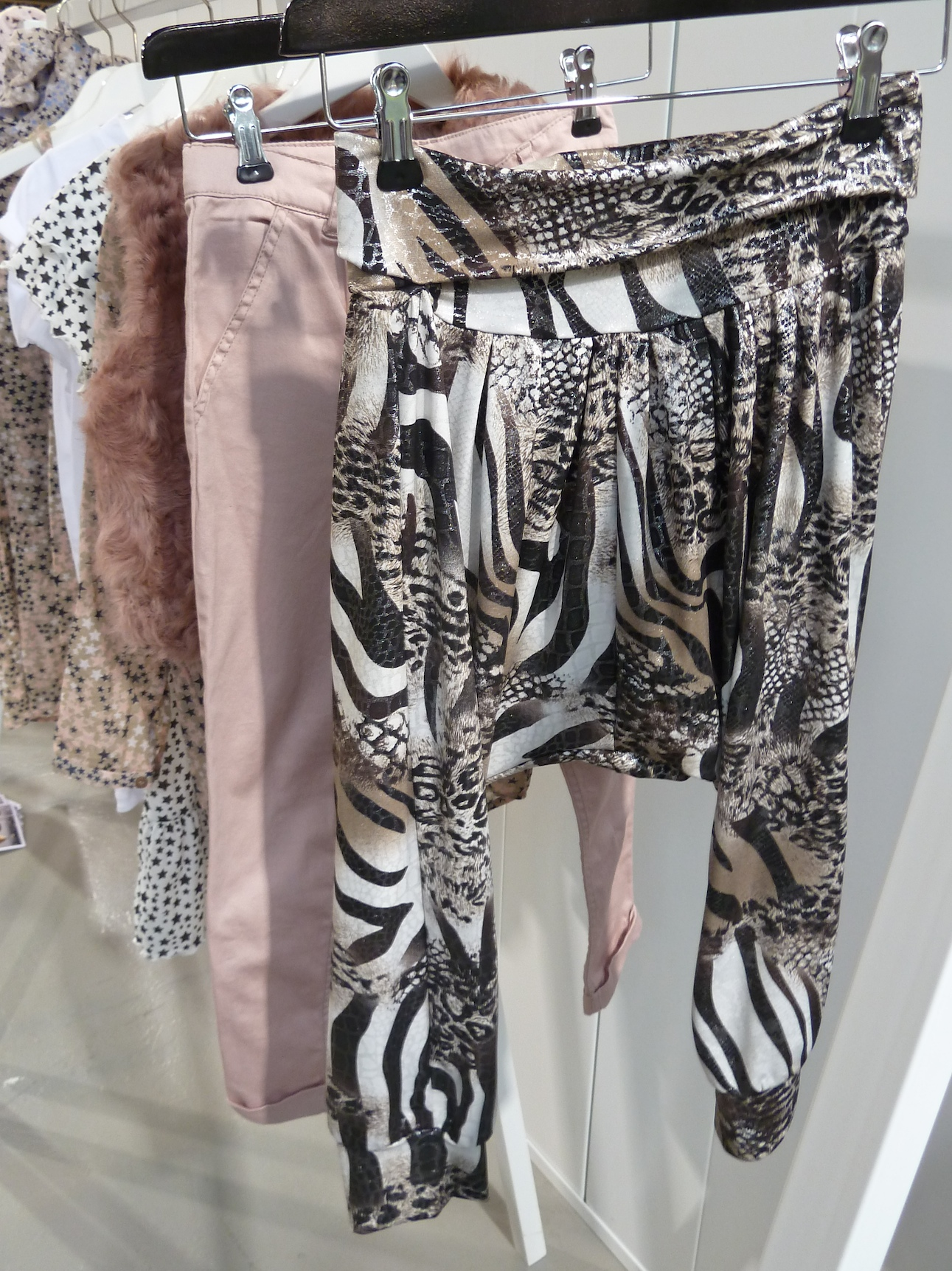 Extraordinary zoave pants from Paper Wings for childrenswear summer 2012 at Ciff Kids Copenhagen