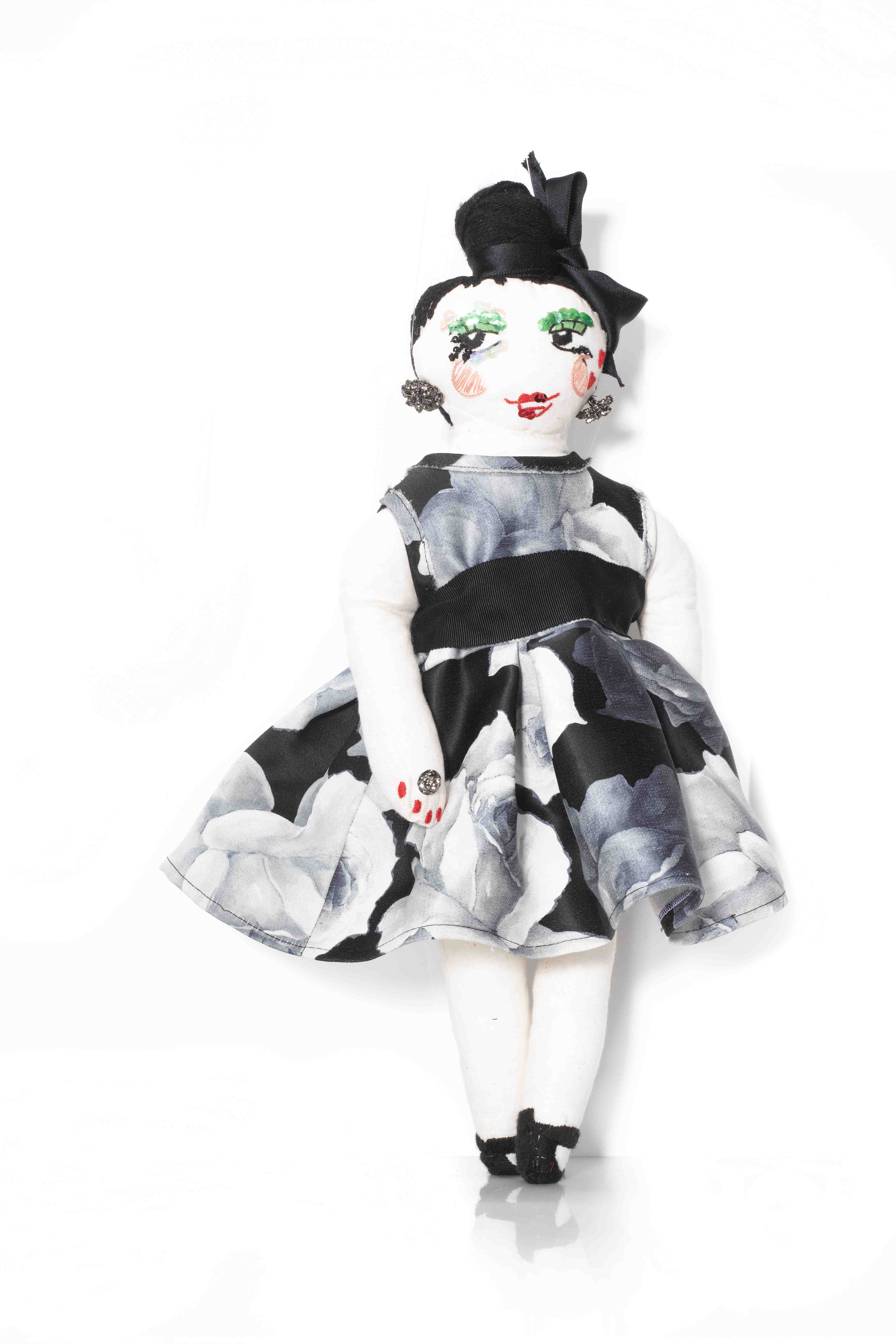 Lanvin dolls are made by women who are HIV positive in Swaziland