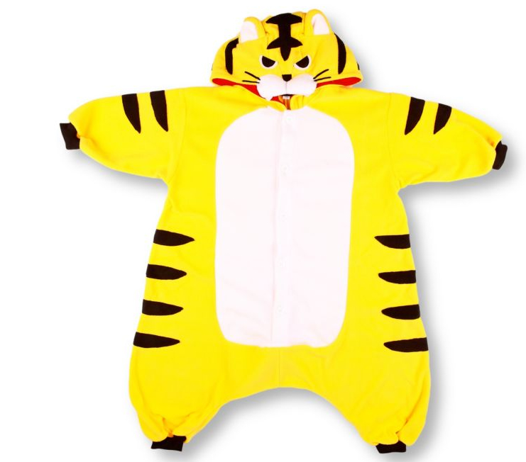 Kigu Tiger costume for children at Selfridges