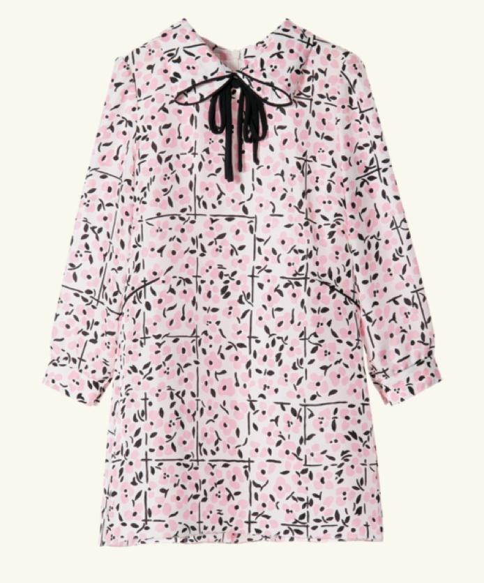 Marni dress for kids fashion winter 2011