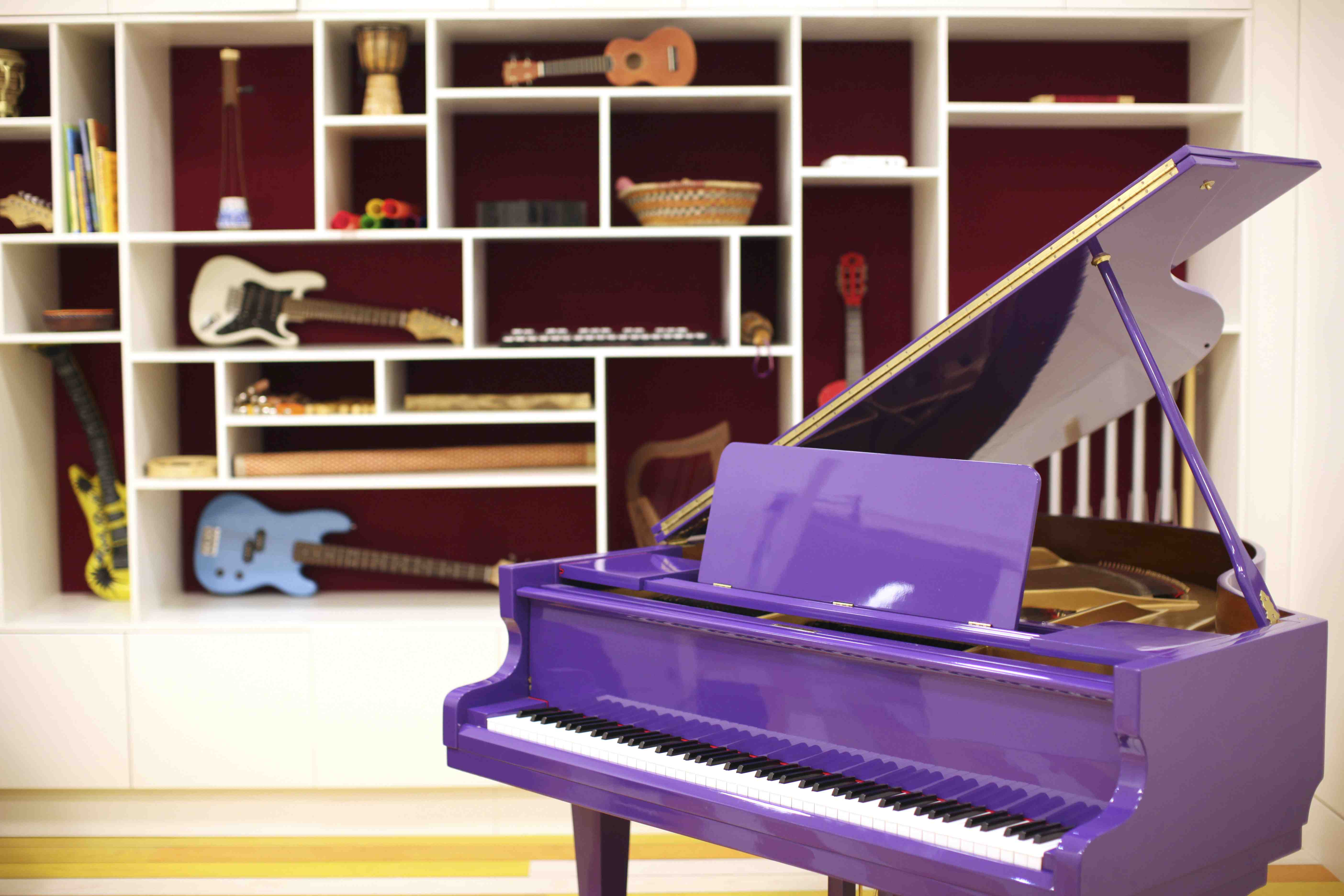 The Music Lab at Purple Dragon Chelsea