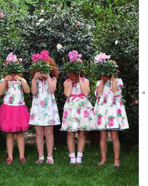 I Pinco Pallino kids fashion trend for summer 2012