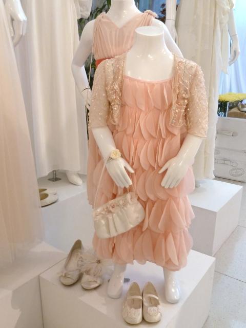 Pretty petal dress, a very Italian look for Monsoon girlswear summer 2011