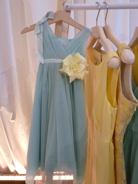 Monsoon Girls from the new Mini Me co-ordinating with womenswear collection for summer 2012
