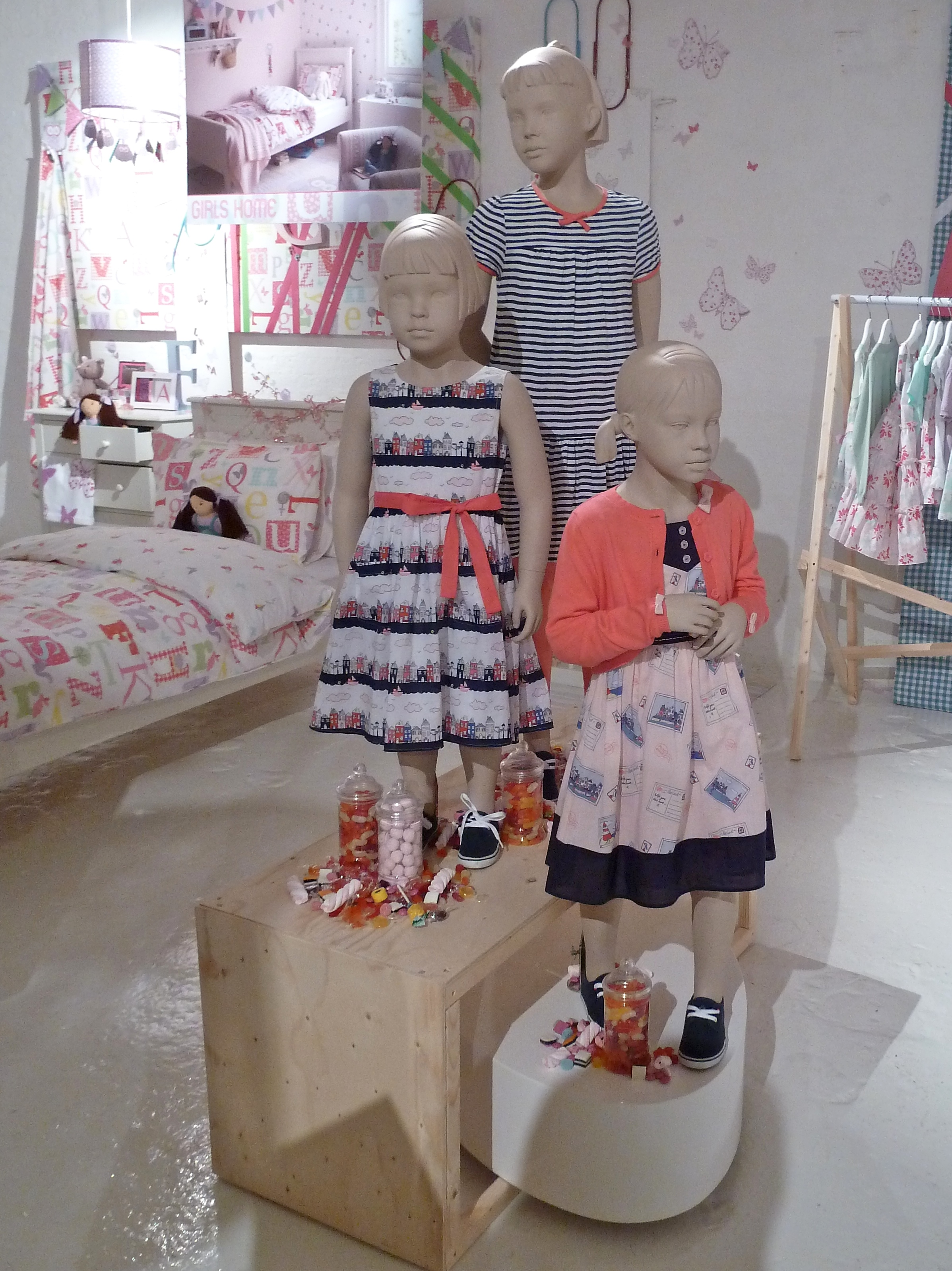 Laura Ashley Kids Fashion And Interiors For Summer Look Out