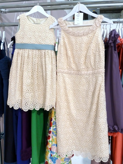 Mini Me by Mini Boden, occasion wear in a new line by Boden for summer events 2012