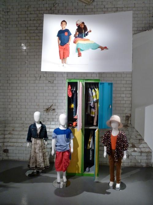 Children's trends for summer 2012 at Debenhams, I like the kimono wrap top on right