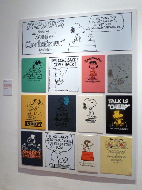New Uniqlo graphics for summer 2012 with classic Peanuts cartoons